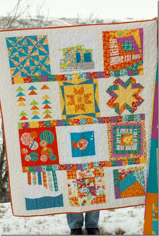 Chairty Quilts 2013-4