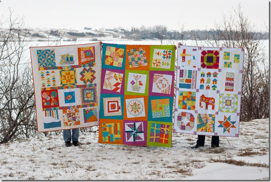 Chairty Quilts 2013
