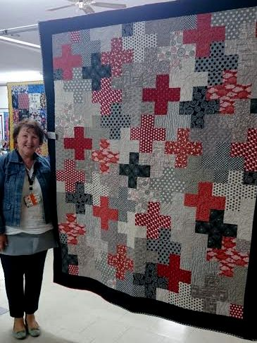 Heather and plus quilt