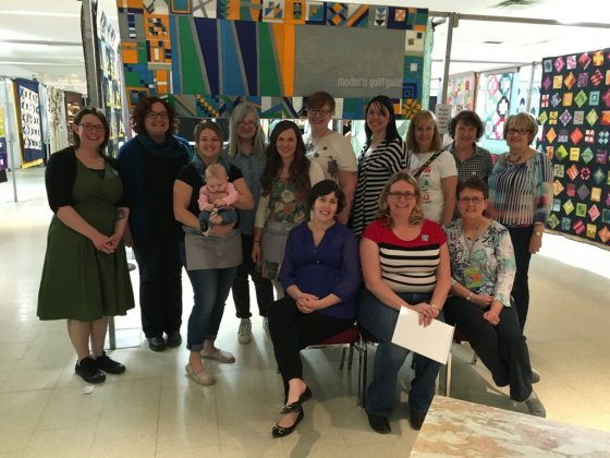 053-SMQG Quilt Show Member Volunteers March 2016-001