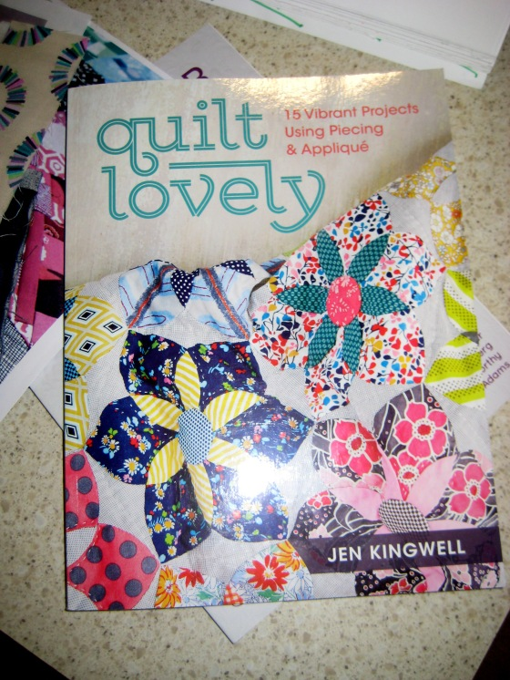 27-Book from Lisa source of baby quilt pattern
