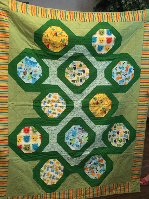 heather quilt